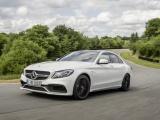 Nieuwe Mercedes-AMG C 63 – krachtige atleet