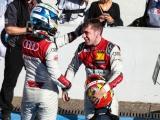 Audi-coureur Robin Frijns sluit DTM-seizoen af met twee sterke races