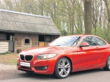 BMW 220d Coupé