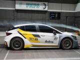 Opel Astra TCR benadert aerodynamisch perfectie