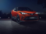 Nieuwe Toyota C-HR: High Power Hybrid en meer connected