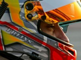 Nederlander Robin Frijns met Audi in DTM 2018