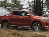 Toyota Hilux wint Bestelauto Expo Publieksprijs 2020 in de categorie pick-up