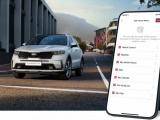 Nieuwe interface en extra functies voor UVO Connect-app