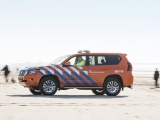 Reddingsbrigade Nederland tekent samenwerkingsovereenkomst Toyota Land Cruiser