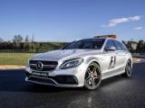 Mercedes-AMG GT S en C 63 S actief in Formule 1-seizoen 2015