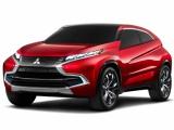 Mitsubishi Concept XR-PHEV: de zuinige sportcoupé