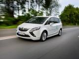 Opel Zafira Tourer 1.6 CNG ecoFLEX meest milieubewuste MPV