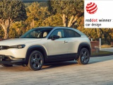MAZDA CX-30 en MX-30 winnen RED DOT DESIGN 2020 AWARDS