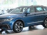 Vernieuwde Volkswagen Tiguan nu in de showroom