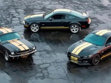 Shelby GT-H 'Rent-A-Racer' terug bij Hertz