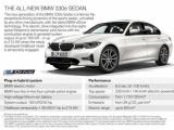 Nieuwe BMW 330e Sedan sportiever en efficiënter dan ooit.
