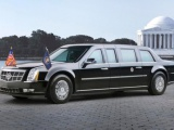 The Beast - De Cadillac Presidential Limousine van President Obama - komt naar Nederland