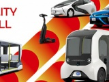 Toyota verzorgt mobiliteit voorTokyo 2020, inclusief een reeks elektrische voertuigen