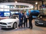 Ford Wensink bekroond met de Chairman's Award