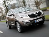 Kia Sportage behaalt hoogste plaats in J.D. Power Vehicle Dependability Study