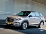 Euro NCAP beloont Hyundai Tucson met vijf sterren