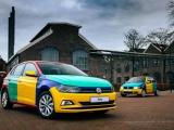 Speciale Polo geeft kleur aan Blue Monday