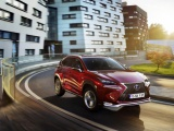 Lexus NX 300h: maximale score in Euro NCAP crashtest