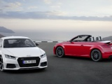 Strijdlustig: Audi TT Competition
