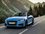 Exclusief: Audi TTS competition plus en 'bronze selection' trim
