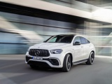 De nieuwe Mercedes-AMG GLE 63 4MATIC+ Coupé: een elegante krachtpatser
