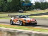 Twee zesde plaatsen voor Porsche24 driven by Redline-coureur Max Benecke in Porsche TAG Heuer Esports Supercup Brands Hatch