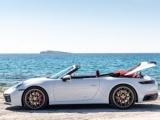 Hightech softtop voor nieuwe Porsche 911 Cabriolet