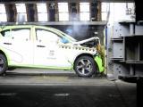 Geavanceerde technologie en technische innovaties resulteren in 5-sterrenveiligheid voor nieuwe Ford Focus