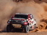 Toyota GAZOO Racing behaalt 1-2-overwinning in Dakar 2021