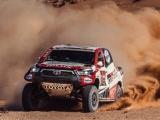Toyota GAZOO Racing behaalt 1-2-overwinning in Dakar 2021