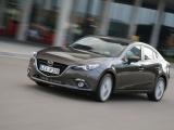 Wereldpremière volledig nieuwe Mazda3 op IAA Frankfurt 2013