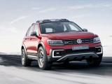 Voorbode van nieuwe generatie SUV's: Tiguan GTE Active Concept
