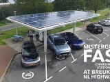 Energieopslag en elektrisch rijden komen samen in snellaadstation A2 Haarrijn