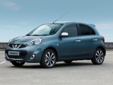 Nissan introduceert Micra Connect Edition N-TEC