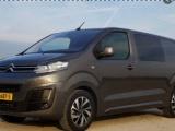 Citroën Jumpy verkozen tot bestelauto van het jaar 2020
