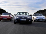 Jubileumwebsite 'Mazda MX-5 25 Jaar' online