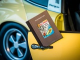 Porsche presenteert unieke heruitgave Rik Ringers stripalbum