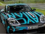 Porsche Taycan snelste op Nürburgring-Nordschleife