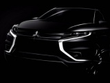 Mitsubishi onthult Outlander PHEV Concept-S