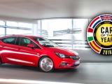 Opel Astra is 'Auto van het Jaar 2016'
