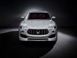 Wereldprimeur Maserati's eerste SUV tijdens Autosalon van Genève