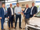 Uitreiking Excellent Dealer Awards 2020: Herwers Groep is beste Hyundai-dealer van Nederland
