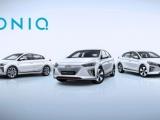 Hyundai presenteert complete line-up IONIQ op Autosalon van Genève, waaronder IONIQ Electric