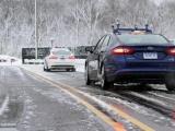 Autonoom rijden in de sneeuw; unicum in industrie