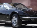 Maserati viert 50e verjaardag eerste afgeleverde Indy coupé
