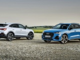 Luxe en efficiency vinden elkaar in Audi Q3 plug-in hybride editions
