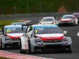 Muller en Lopez overtuigen weer met Citroën in Hongarije ondanks extra ballast