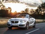 BMW introduceert verfrissend dynamische BMW 2 Serie Cabrio