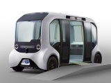 Toyota e-Palette biedt geautomatiseerde mobiliteit tijdens Tokyo 2020